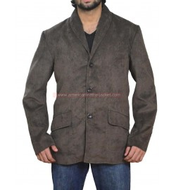 A Walk Among the Tombstones Coat