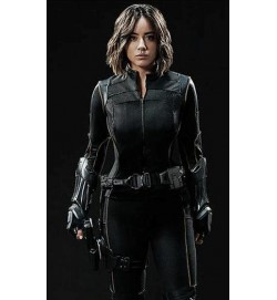 Agents Of Shield Season 3 Quake Leather Jacket