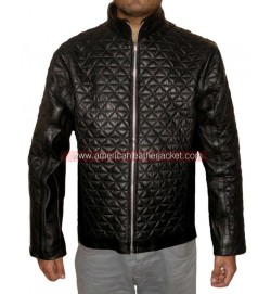 Alexander Skarsgard True Blood Season 4 Leather Jacket