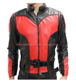 Ant-Man Scott Lang Leather Jacket