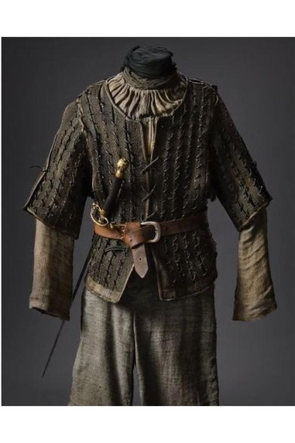 Game Of Thrones Arya Stark Jacket Costume