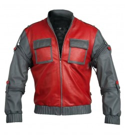 Back to the Future Part II Marty McFly Jacket