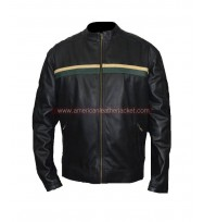 Bates Motel Dylan Massett Biker Leather Jacket