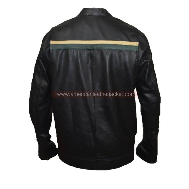 Bates leather jackets