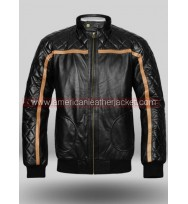 Battlefield Hardline Biker Leather Jacket