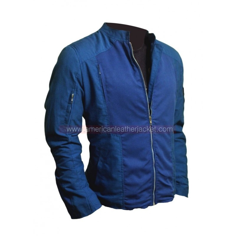 Blue Jackets Captain | Outdoor Jacket