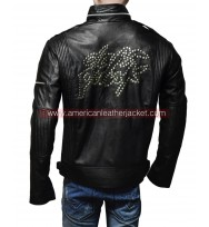 Daft Punk Electroma Replica Leather Jacket