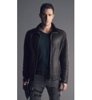 Dark Matter Marc Bendavid Leather Jacket