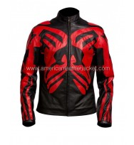Darth Maul Star Wars Leather Jacket