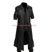 DMC Dante Black Coat