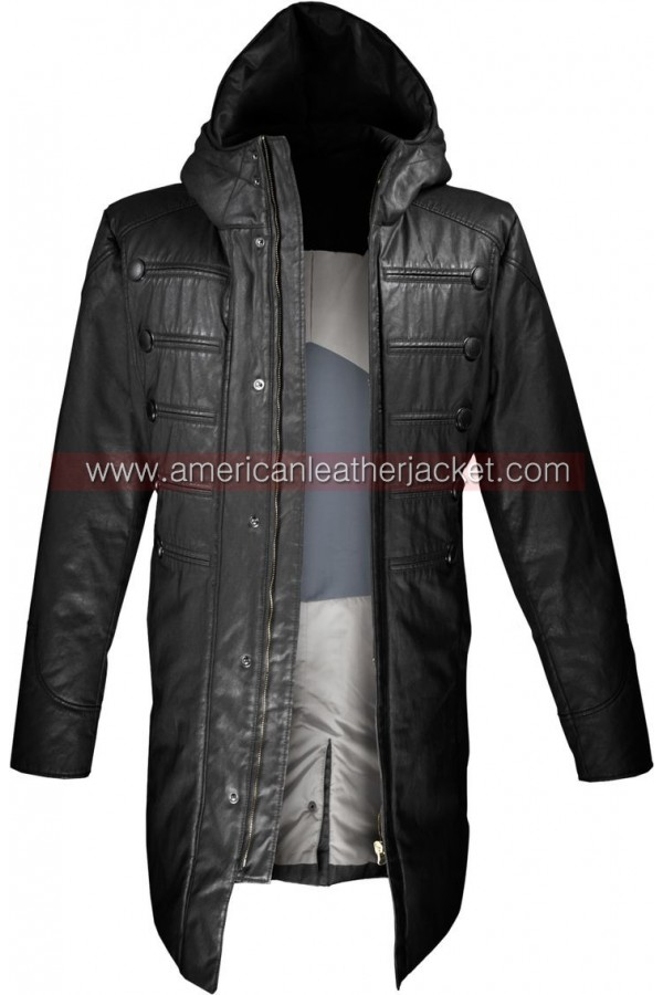 Assassin S Creed Edward Kenway Leather Coat