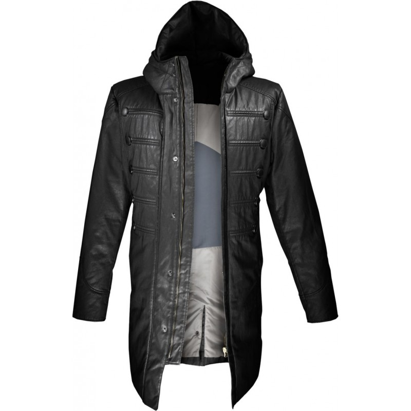 Assassin's Creed Edward Kenway Leather Coat