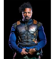 Erik Killmonger Black Panther Movie Vest