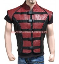 John Crichton Farscape Leather Vest