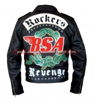George Michael Faith Rockers Revenge Jacket