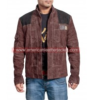 Solo: A Star Wars Story Han Solo Leather Jacket