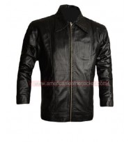Hank Moody Season 7 Leather Jacket