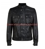 Hannibal Francis Dolarhyde Leather Jacket