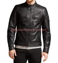 Hannibal Tv Series Leather Jacket