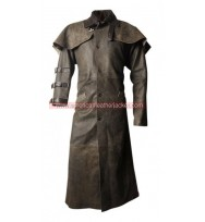Hellboy Duster Leather Coat