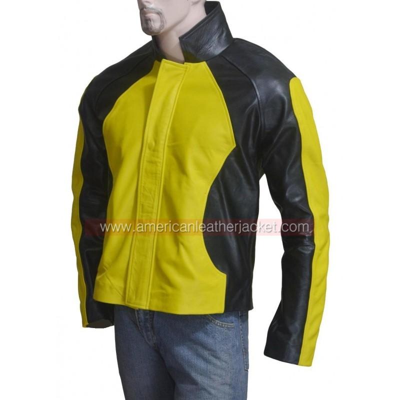 Cole MacGrath Infamous Leather Jacket - Video Game Jacket