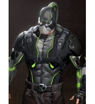 Injustice 2 Bane Leather Jacket