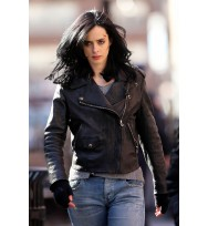Jessica Jones TV Series Leather Jacket