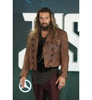 Justice League Arthur Curry Leather Jacket