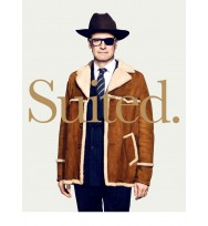 Kingsman The Golden Circle Harry Hart Jacket