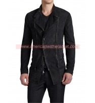 Limitless Brian Finch Season 1 Suede Jacket