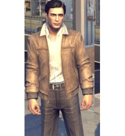 Mafia II Vito Scaletta Leather Jacket