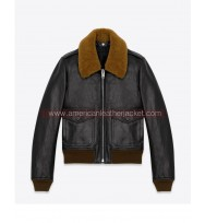 Master of None Dev Leather Jacket