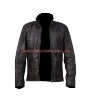 Matt Damon Jason Bourne Leather Jacket