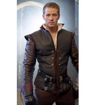 Once Upon a Time Prince Charming Leather Jacket