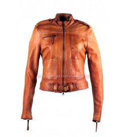 Once Upon a Time Season 4 Leather Jacket