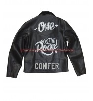 Alex Turner Leather Jacket One For The Road Conifer