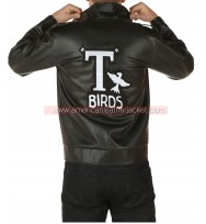 T Birds Danny Zuko Leather Jacket