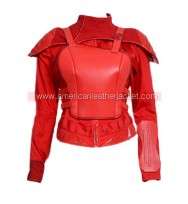 The Hunger Games: Mockingjay Part 2 Red Jacket