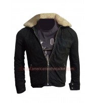 Rick Grimes The Walking Dead Season 4 and 5 Leather Jacket