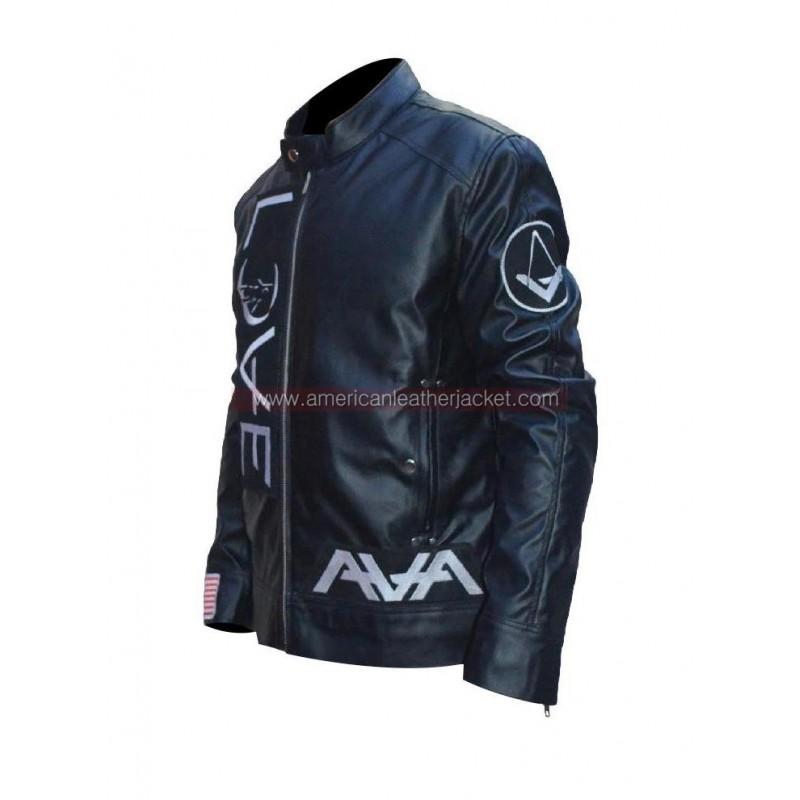 Tom delonge leather jacket