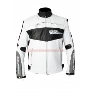 Fast And Furious 7 Vin Diesel White Jacket
