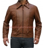 X Men Days of Future Past Logan Wolverine Leather Jacket