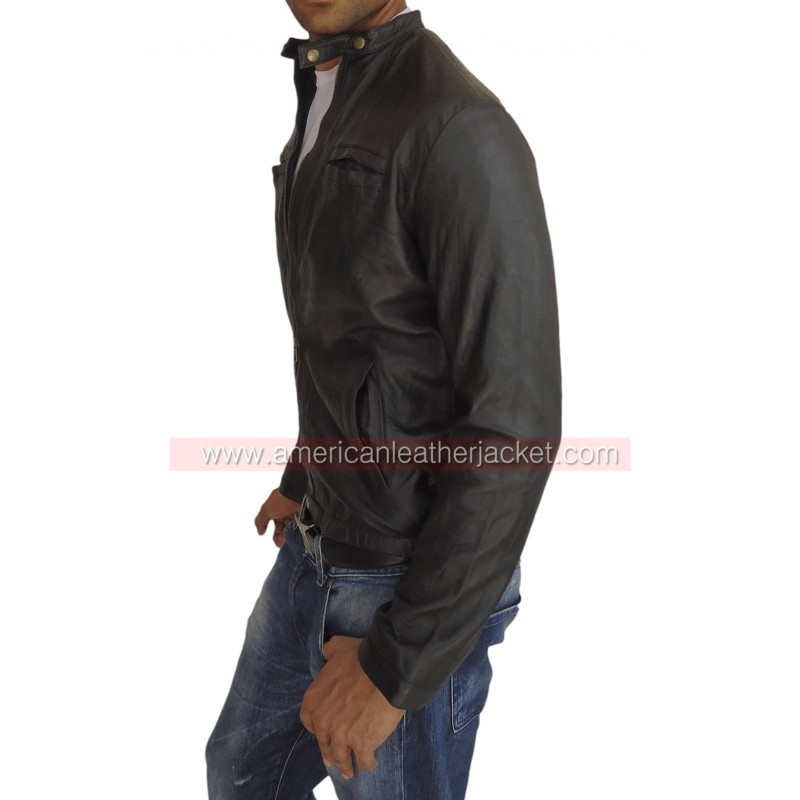 17 again leather jacket