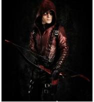 Arrow Roy Harper Season 3 Leather Jacket