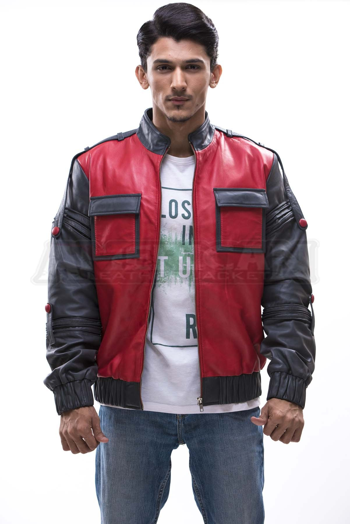 Back to the Future Marty McFly Jacket
