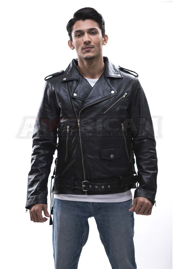 Fallout 4 Atom Cats Leather Jacket For Sale