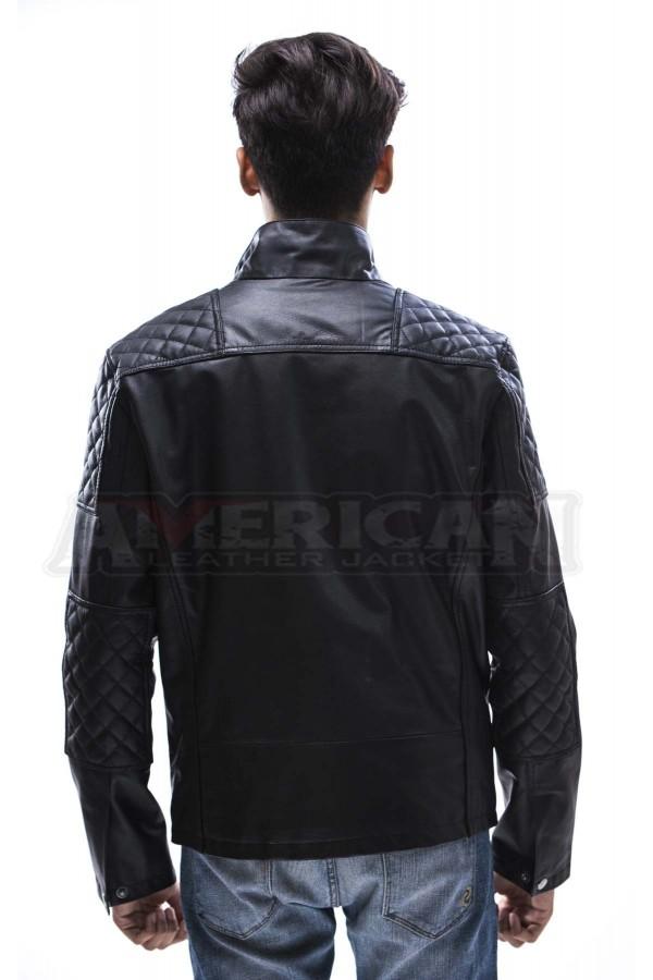 Metal Gear Solid V Venom Snake Leather Jacket