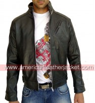 The Bourne Legacy Leather Jacket