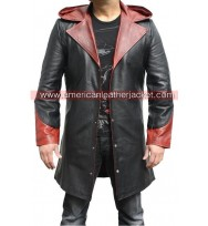 DMC 5 Leather Coat