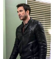 Hostages Dylan McDermott Leather Jacket